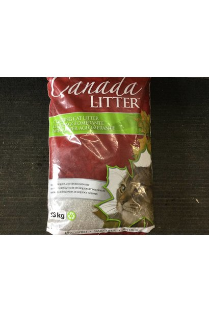 Canada Litter Unscented 18kg