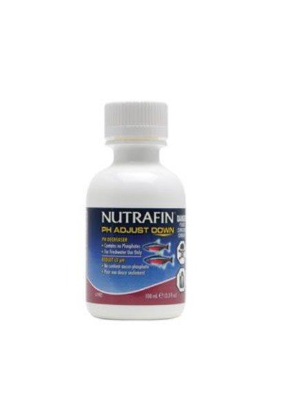 Nutrafin pH Adjuster Down 3.4 oz