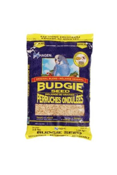 Parakeet/Budgie Staple VME Seeds, 3 lb, bagged