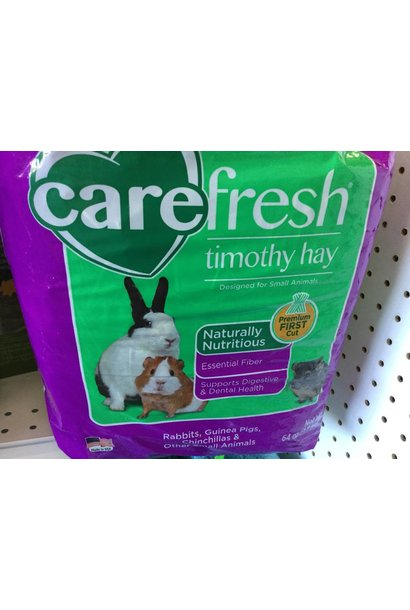Care Fresh Timothy Hay