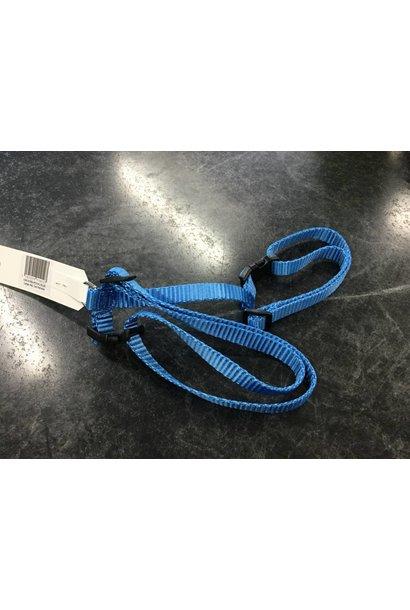 Large Adjustable Cat Harness- Royal Blue