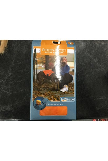 Kurgo Reflect & Protect Active Dog Vest Large