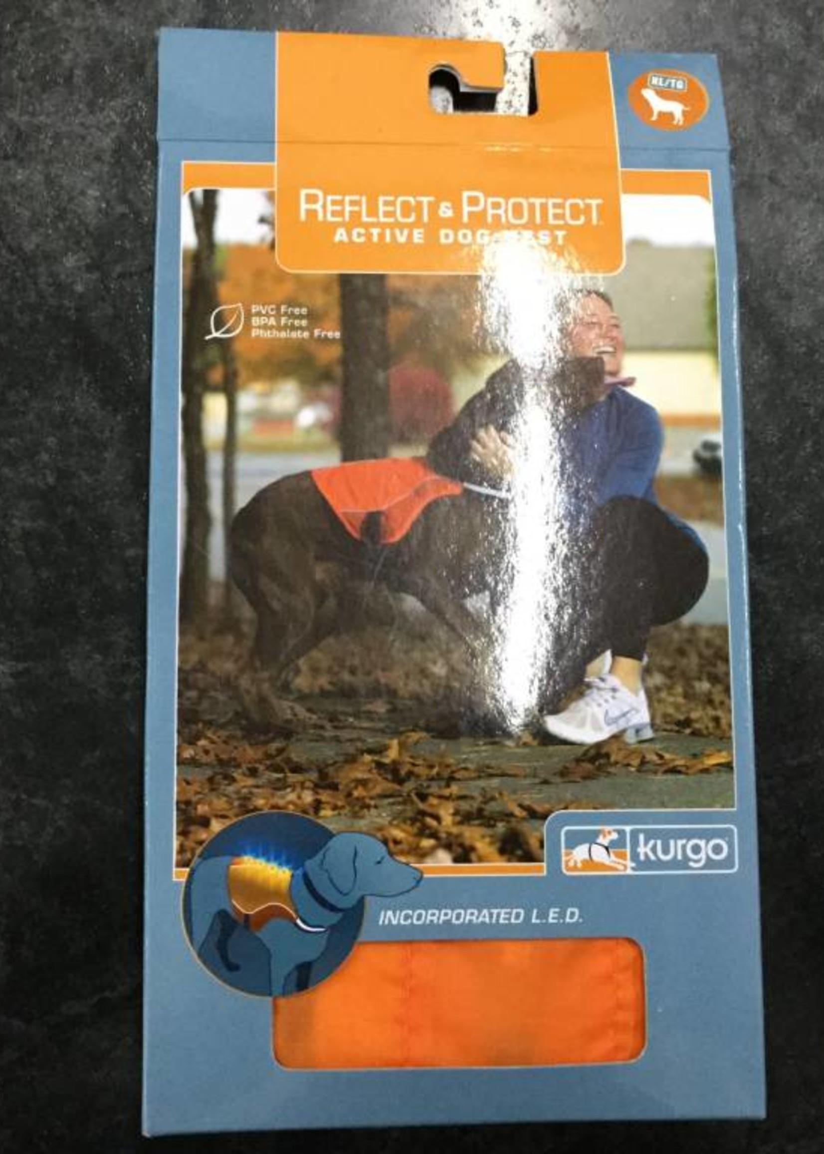 Kurgo Kurgo Reflect & Protect Active Dog Vest X-Large