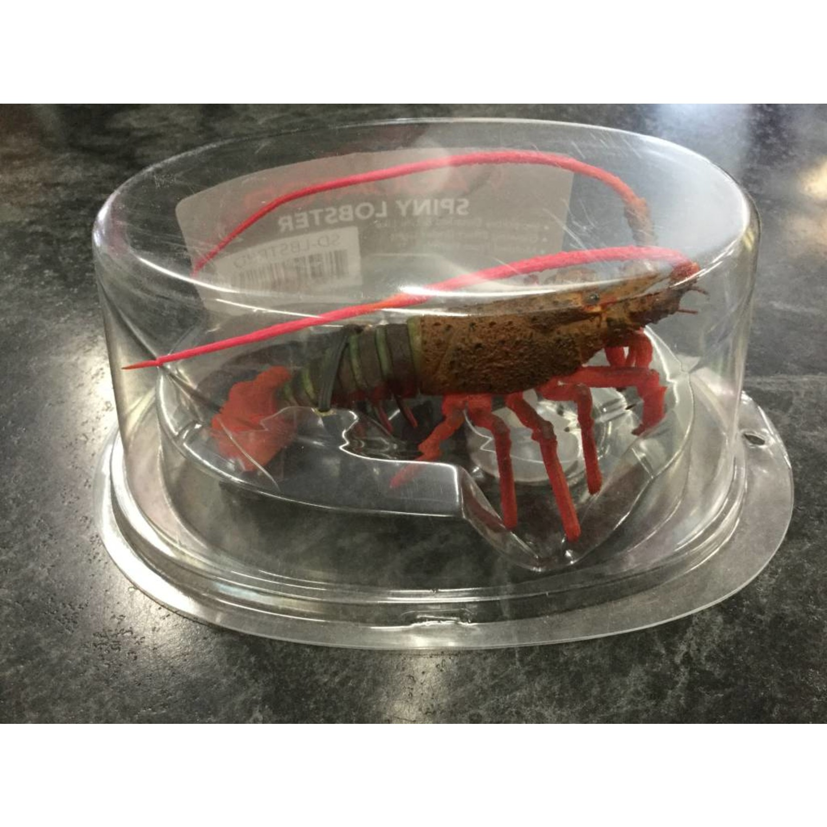 Aquatop Aquatop Spiny Lobster Red 4in Silicone