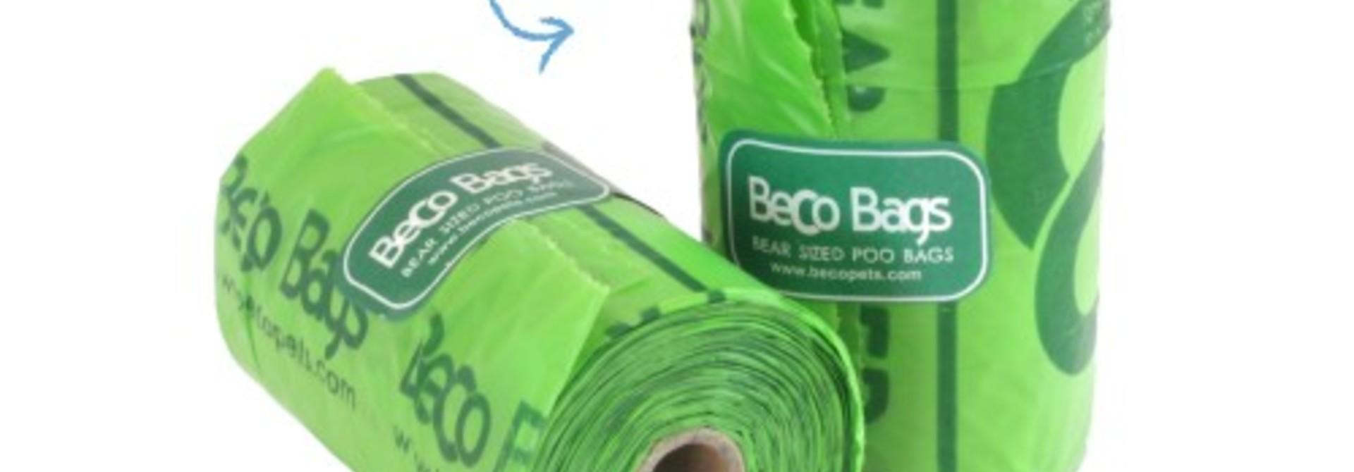 Beco Poop Bag Roll 15 ct