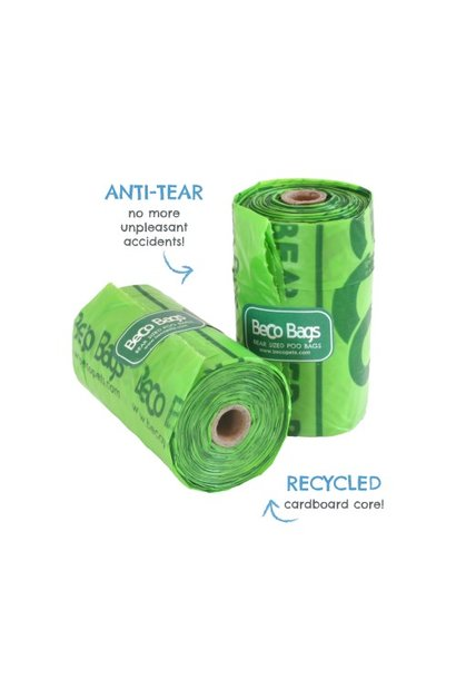 Beco Poop Bag Roll 15 ct