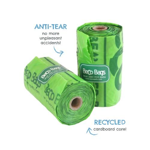 Beco Poop Bag Roll 15 ct-1