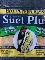 Wild Life Sciences Widelife Sciences Suet Plus Hot Pepper Blend  11 oz