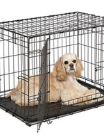 Wire Crate 2dr Med 30x19x21.5