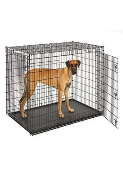 Wire Crate 2dr Xlg  42x27.5x30