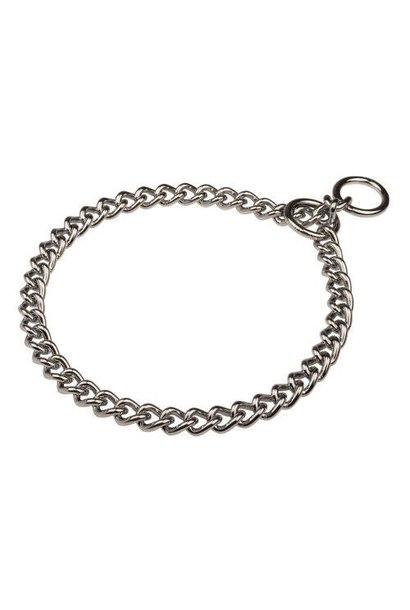 "Choke Chain 20"" x 2mm"