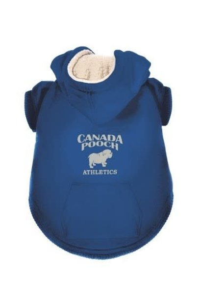 Canada Pooch Blue Sweater 16