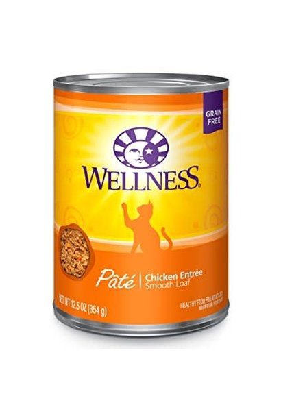 Wellness Chicken Entree Pate 354g