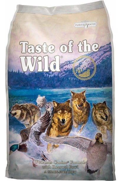 Taste of the Wild Wetlands Canine 30lb