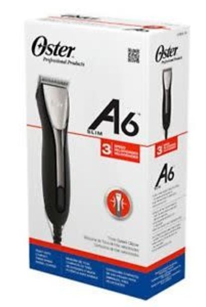 Clipper A6 Slim Heavy Duty