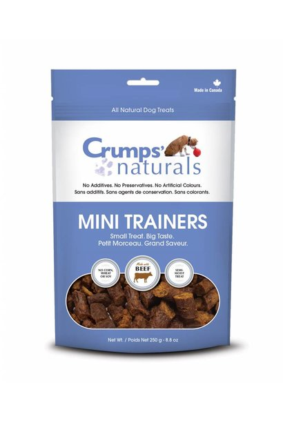 Crumps Mini Trainers Beef 4.23oz
