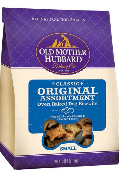 OMH Classic Oven Baked Assorted Small 20OZ