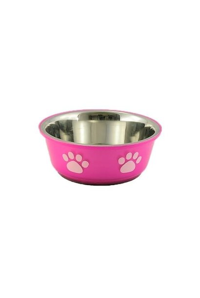 Fuchsia Cat/Small Dog Bowl 473mL