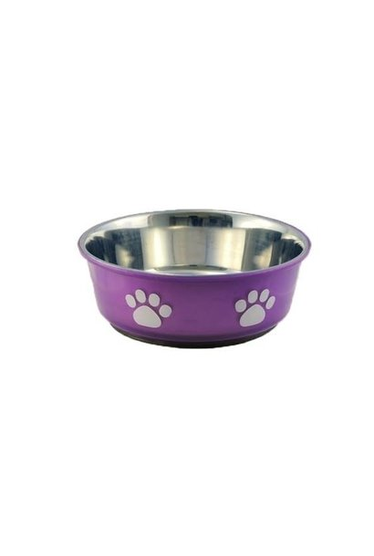 Lilac Cat/Small Dog Bowl 473mL