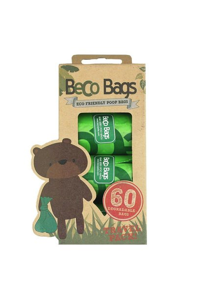Beco Bags Travel Pk (60 bags)