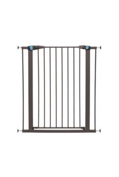 Graphite Steel 29'' Glow Stripe Gate 29.5-38'' Wide