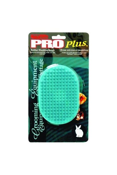 PRO PLUS Rubber Shed Brush