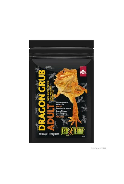 ET Bearded Dragon Grub-Adlt-250g