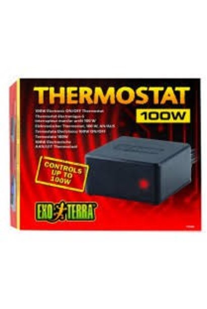 ET ON/OFF Thermostat Max 100w