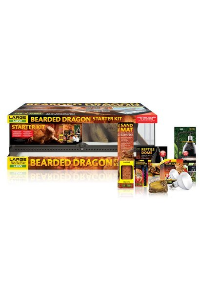 Juvenile Bearded Dragon Starter Kit
