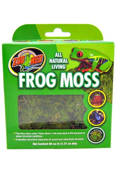 Nat.Frog Moss 80cu.in