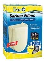 Tetra EX Carbon Filter Large 4PK