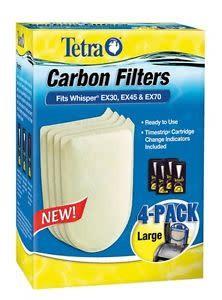 EX Carbon Filter Large 4PK-1