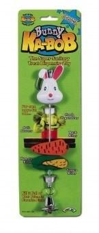 Bunny Kabob Treat Dispensing Toy