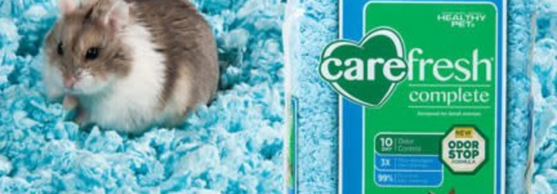 Care Fresh Pet Bedding Blue
