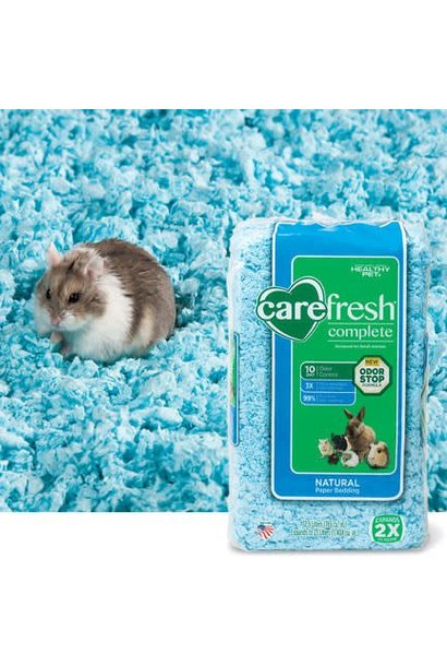 Care Fresh Pet Bedding Blue