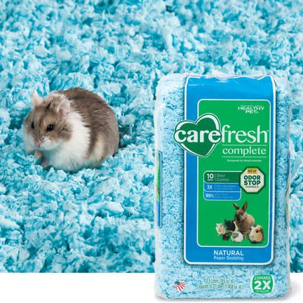 Care Fresh Pet Bedding Blue-1