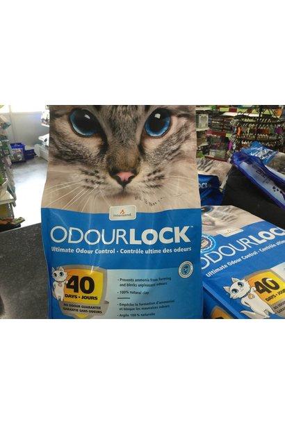 Odourlock Clumping Litter Unscented 6kg