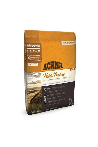 AC Cat Wild Prairie 340gm