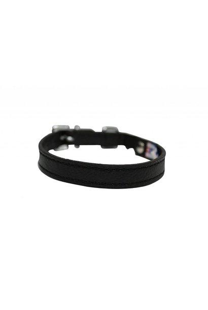 Alpine Cat Collar 10in. Black