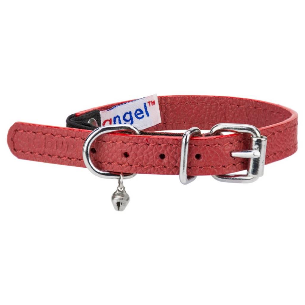 """Alpine Cat Collar 10"""" Red-1"""