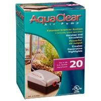 AquaClear 20 Air Pump, 19 to 75.7 L (5 to 20 U.S. gal.)-1