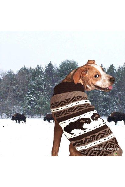 Bison Sweater XXL