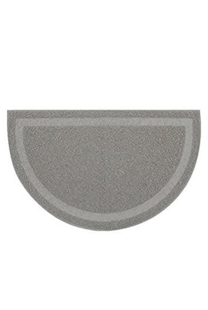 Catit Litter Trapping Mat, Warm Gray