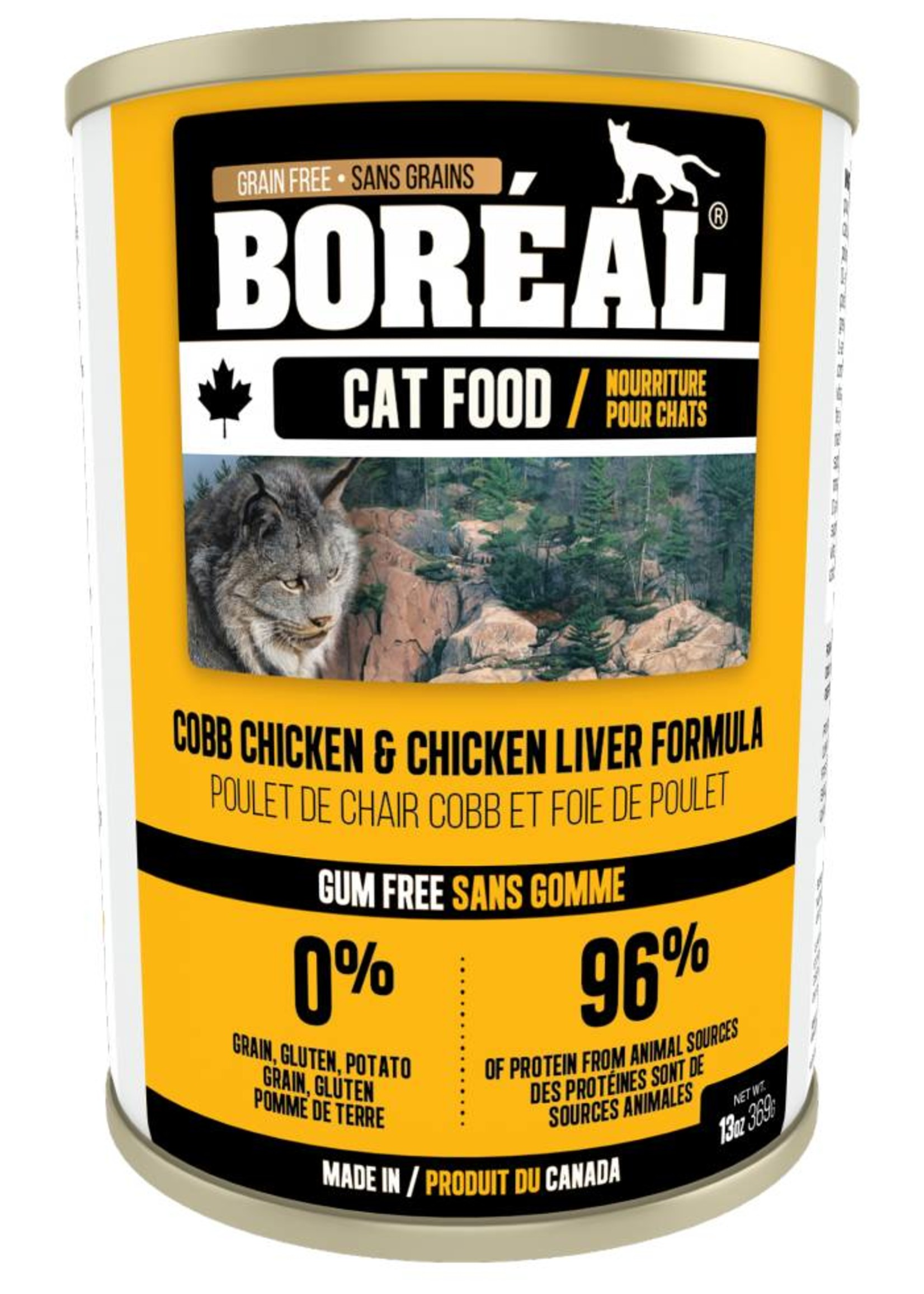 Boreal Boreal Chicken and Chicken Liver Formula 156g
