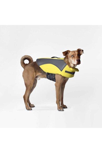 Lge Adj Life Vest Yellow