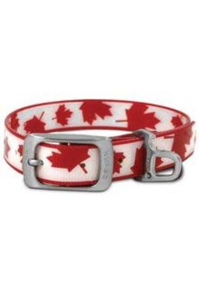 "Kurgo Muck Collar Maple Leaf Small 10""-14"""