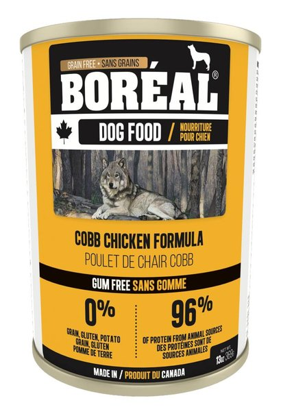 Boreal Dog Cobb Chicken Formula 369g