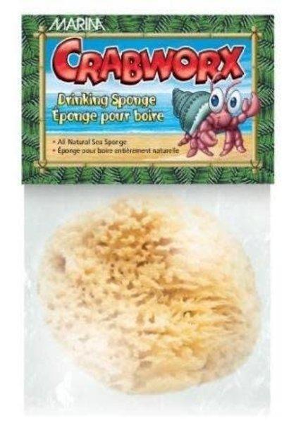 Crabworx Drinking Sponge