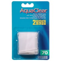 AquaClear Nylon Filter Media Bags for AquaClear 70 Power Filter, 2 pack-1
