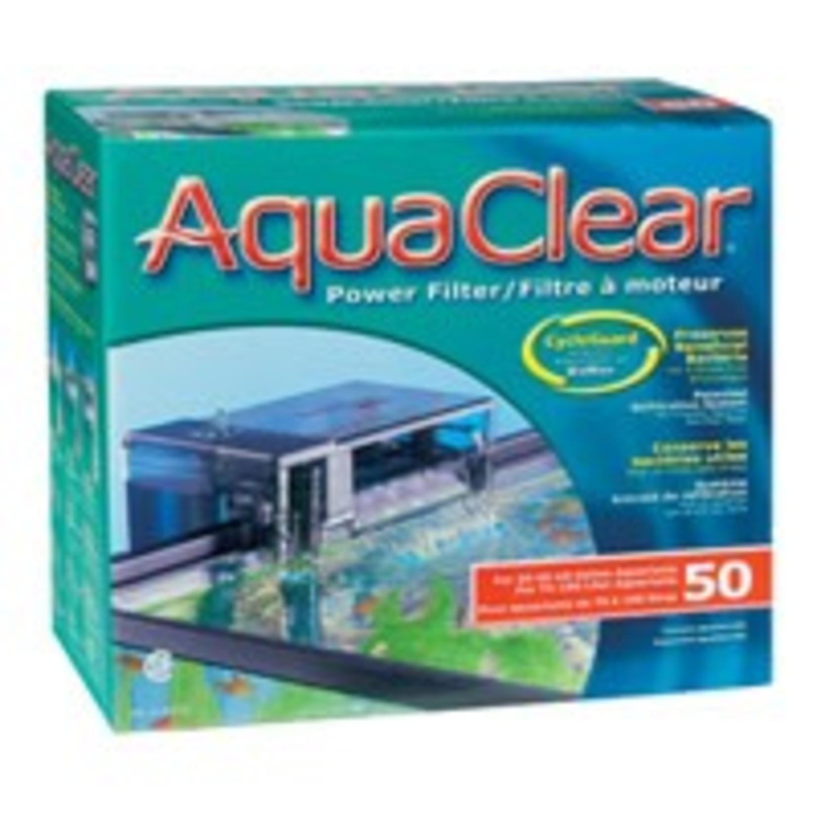AquaClear 50 Power Filter, 189 L (50 US Gal.)